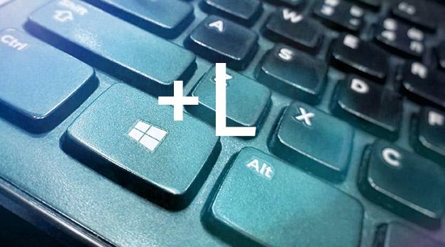 Windows+L
